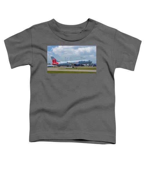 Red Sox In Buffalo Toddler T-Shirt