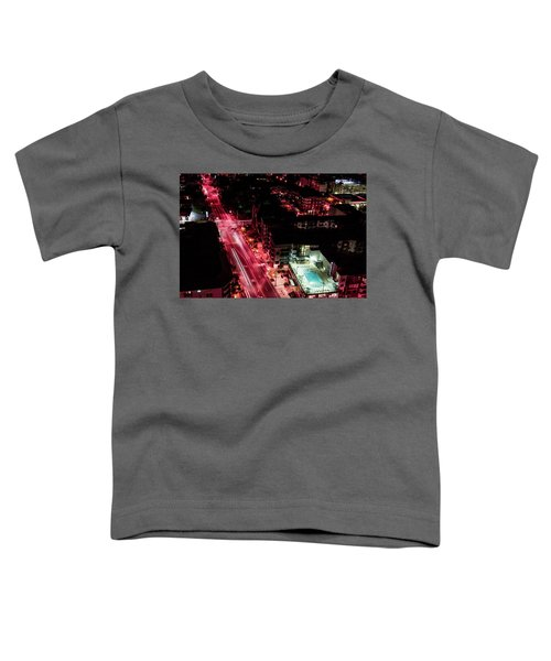 Red Streets Toddler T-Shirt