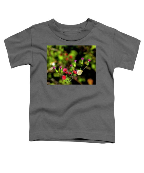 Red Tassel And Sulfur Toddler T-Shirt