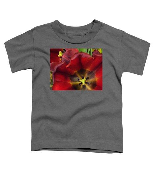 Red Tulips Toddler T-Shirt
