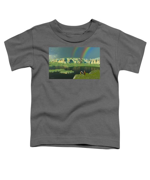 Redemption For An Angry Sky Toddler T-Shirt