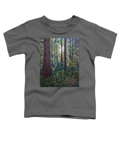 Redwoods Toddler T-Shirt