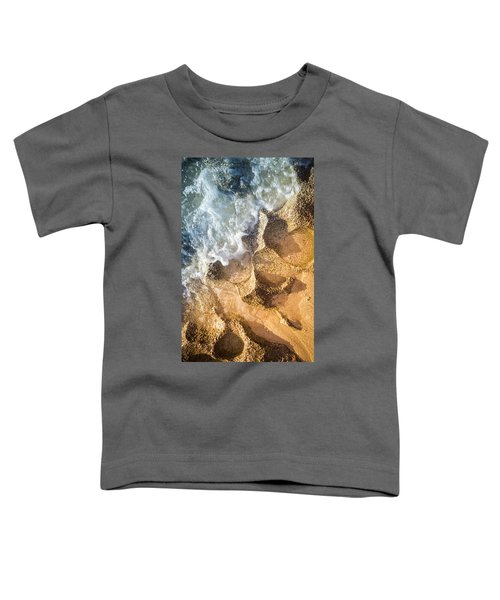 Reefy Textures Toddler T-Shirt