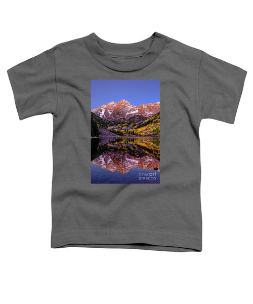 Reflecting Dawn Toddler T-Shirt