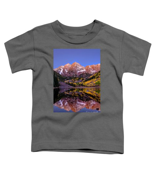Reflecting Dawn Toddler T-Shirt