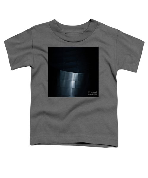Reflecting On Gehry Toddler T-Shirt
