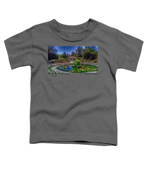 Reflecting Pool At Colonial Park Toddler T-Shirt