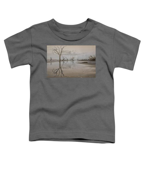 Reflection Of A Dead Tree Toddler T-Shirt