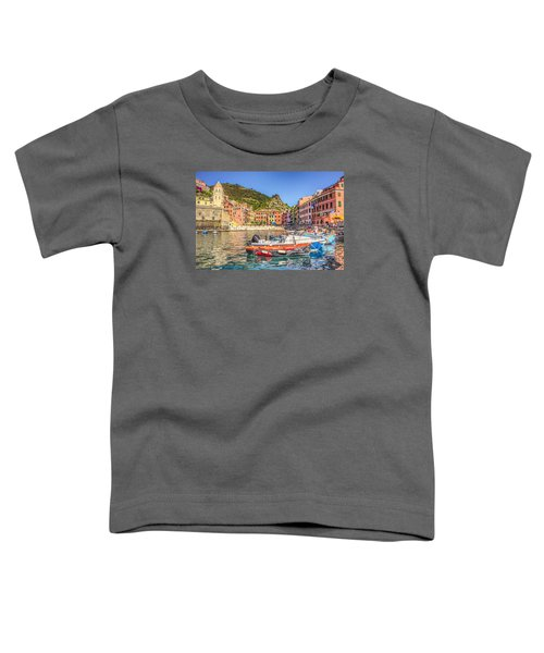 Reflections Of Italy Toddler T-Shirt