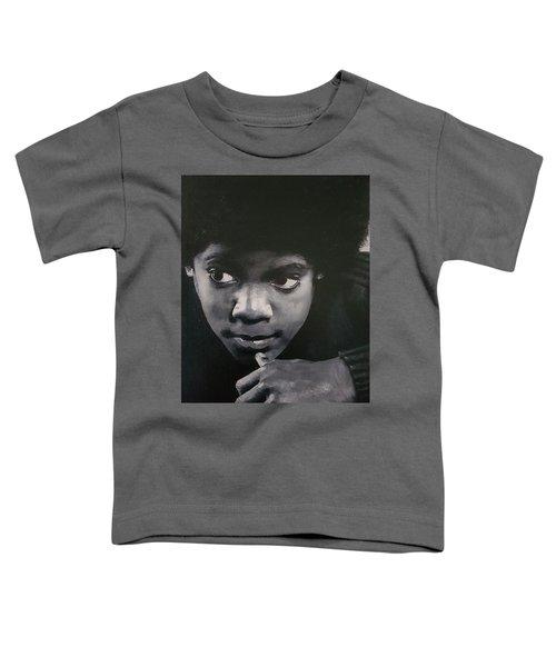 Reflective Mood  Toddler T-Shirt