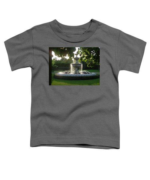 Regents Park Fountain Toddler T-Shirt