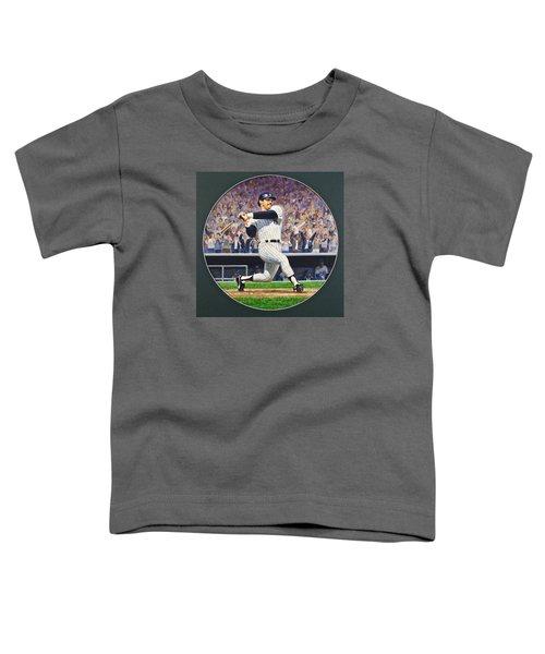 Reggie Jackson Toddler T-Shirt