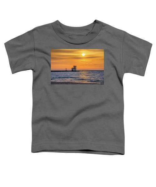Toddler T-Shirt featuring the photograph Rehabilitation Rising by Bill Pevlor