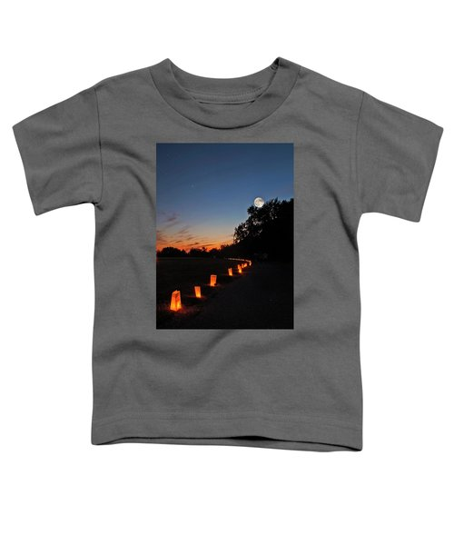 Relay  For Life Toddler T-Shirt