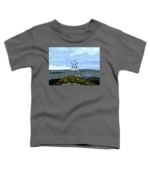 Remnants On The Rocks Toddler T-Shirt
