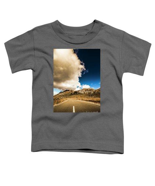 Remote Rural Roads Toddler T-Shirt