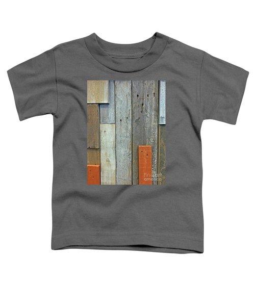 Repurposed Toddler T-Shirt