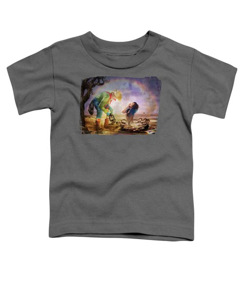 Rescue Me Toddler T-Shirt