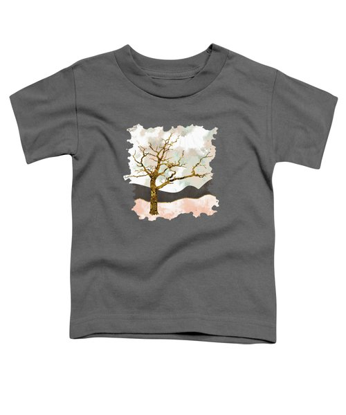Resolute Toddler T-Shirt by Katherine Smit