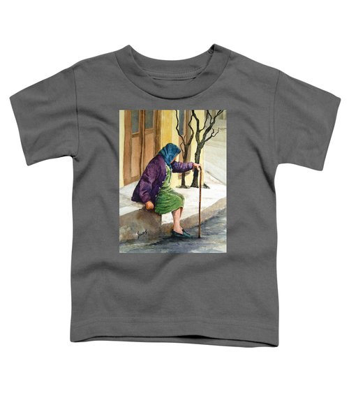 Resting Toddler T-Shirt