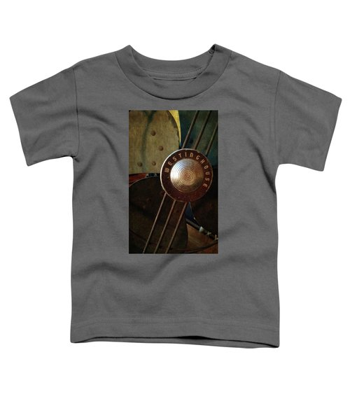 Classic Desk Fan  Toddler T-Shirt by Michelle Calkins