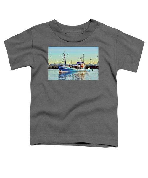 Return Toddler T-Shirt