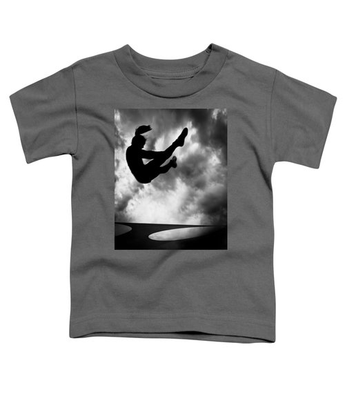 Returning To Earth Toddler T-Shirt