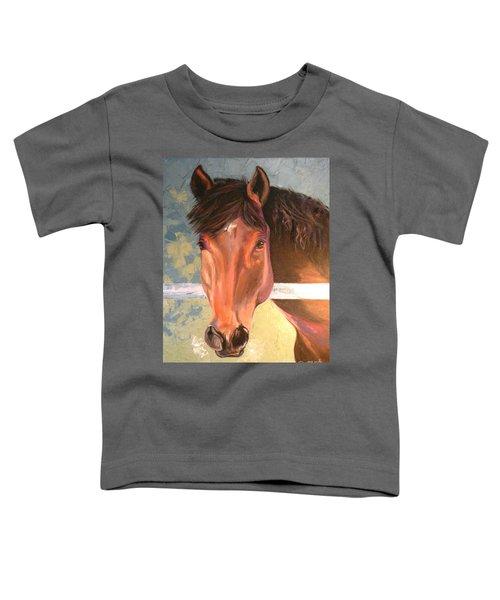 Reverie - Quarter Horse Toddler T-Shirt
