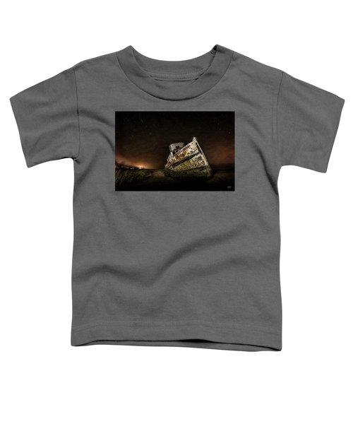 Reyes Shipwreck Toddler T-Shirt