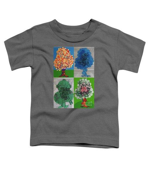 Rfb0502-0505 Toddler T-Shirt
