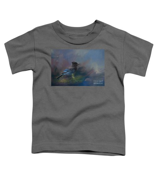 Rhapsody In Blue Toddler T-Shirt