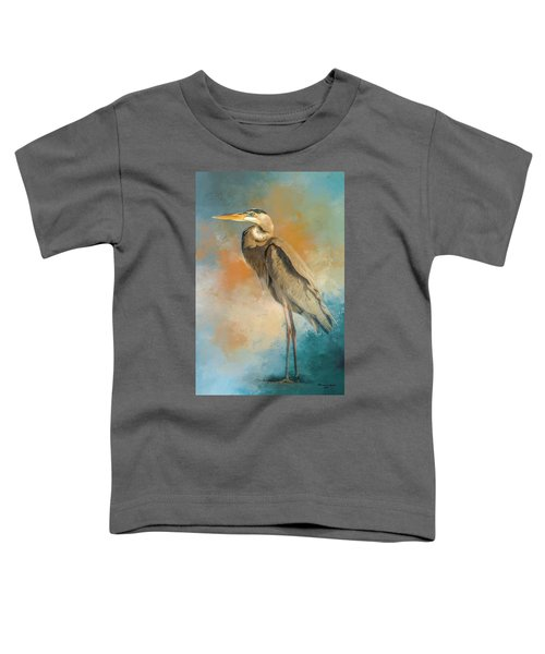 Rhapsody In Blue Toddler T-Shirt