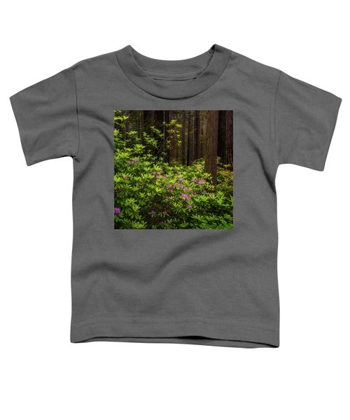 Rhododendrons Toddler T-Shirt