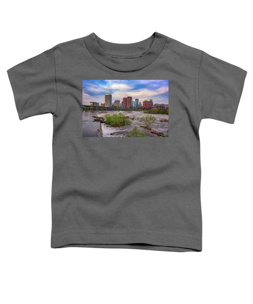 Richmond Skyline Toddler T-Shirt