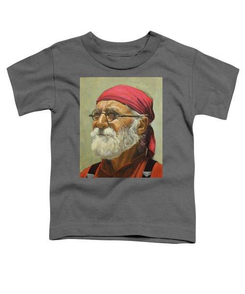 Rickabod At High Noon Toddler T-Shirt