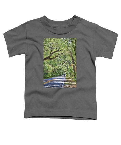 Riding The Ormond Loop Toddler T-Shirt