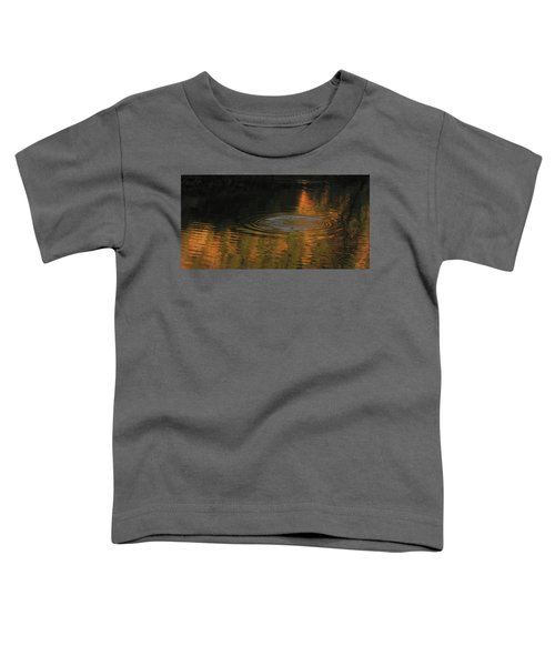 Rings And Reflections Toddler T-Shirt