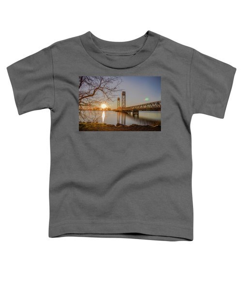 Rio Vista Morning Toddler T-Shirt