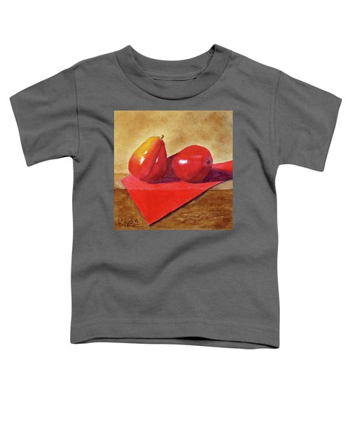 Ripe For The Eating Toddler T-Shirt