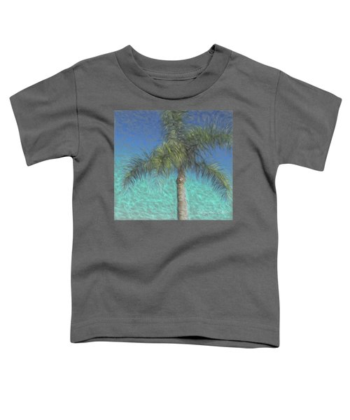 Rippled Palm Toddler T-Shirt