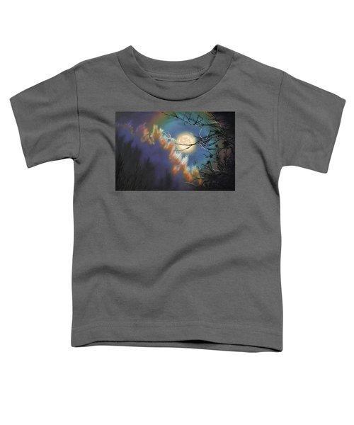 Rising Moon Toddler T-Shirt