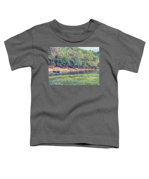 River Crossing Toddler T-Shirt