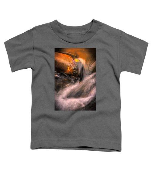 River Flow, Zion National Park Toddler T-Shirt