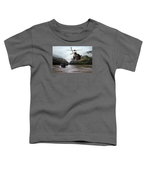 River Patrol Toddler T-Shirt