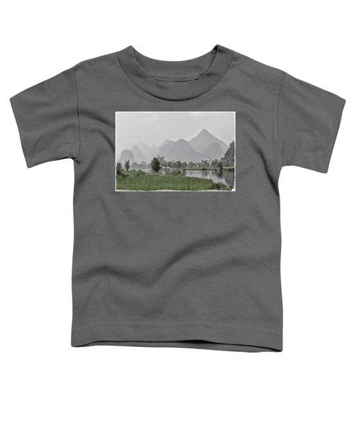 River Rafting Toddler T-Shirt