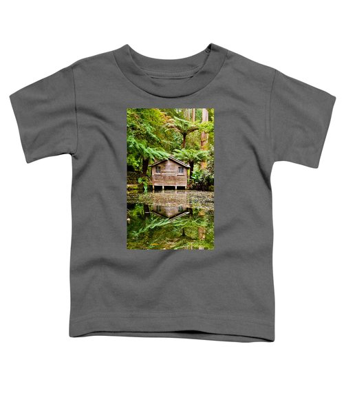 River Reflections Toddler T-Shirt