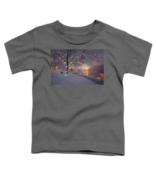 River Road  Toddler T-Shirt