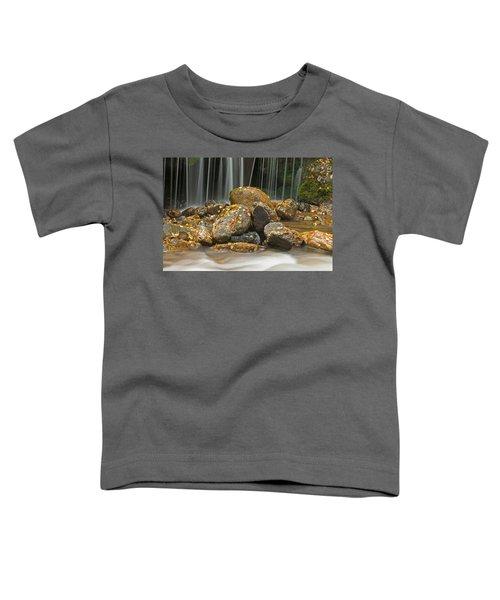 River Rocks Toddler T-Shirt
