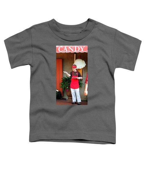River Street Candy Man Toddler T-Shirt