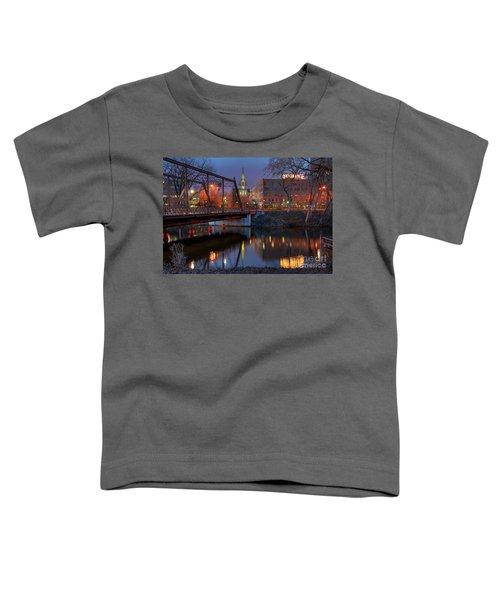 Riverplace Minneapolis Little Europe Toddler T-Shirt